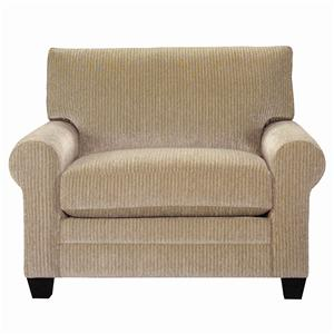 Bassett CU.2 Upholstered Chair and a Half