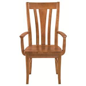 Bassett Custom Dining 4469 Arm Chair