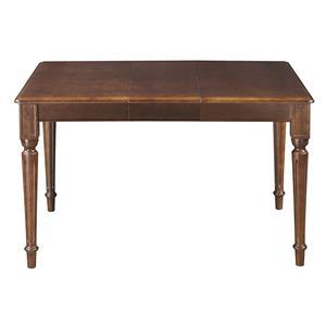 Bassett Custom Dining 4469 <b>Customizable</b> Square Dining Table