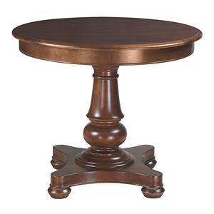 Bassett Custom Dining 4469 <b>Customizable</b> Round Pedestal Table