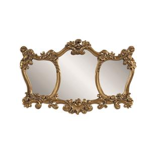 Bassett Mirror Old World Donatella Wall Mirror