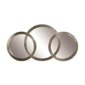 Bassett Mirror Thoroughly Modern Libra 3 Ring Mirror