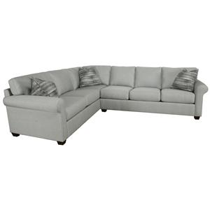 Bauhaus 810 2-Piece Sectional