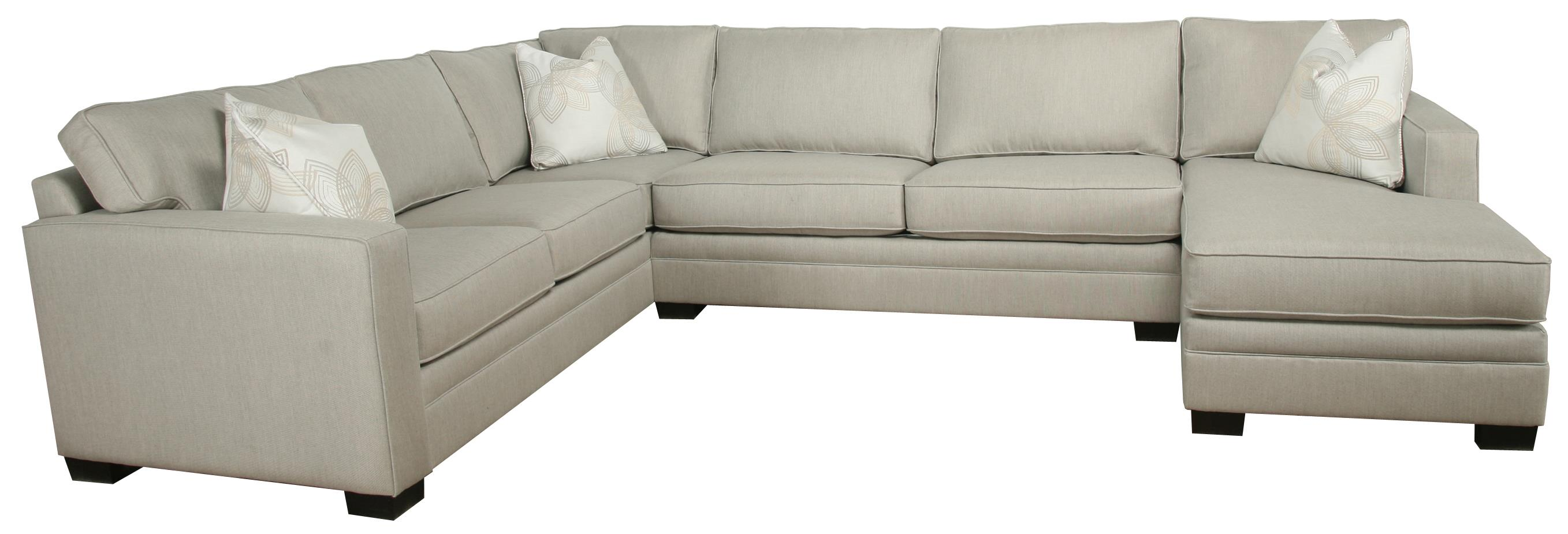 Contemporary 3 piece sectional with chaise by bauhaus for 3 piece sectional sofa with chaise