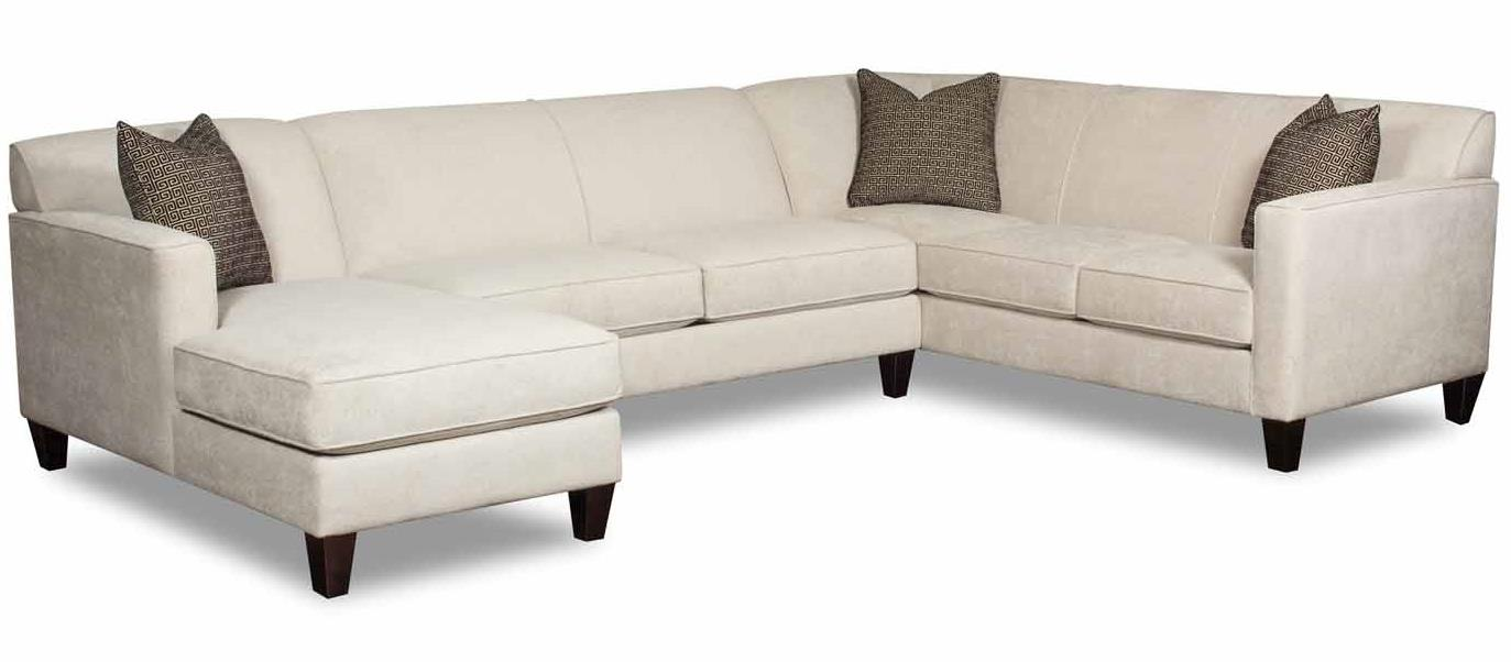 Hadley Sectional Sofa by Bauhaus