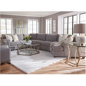 Metro Collection Spring Hill Sectional