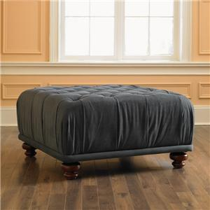 Belfort Home Chairs and Ottomans Oversized Accent Ottoman