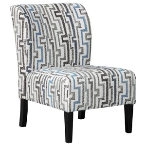 Contemporary Accent Side Chair