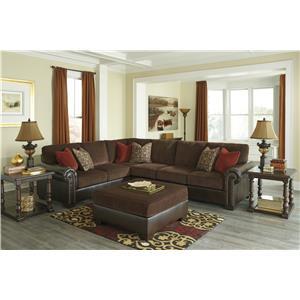 Benchcraft Arlette Stationary Living Room Group