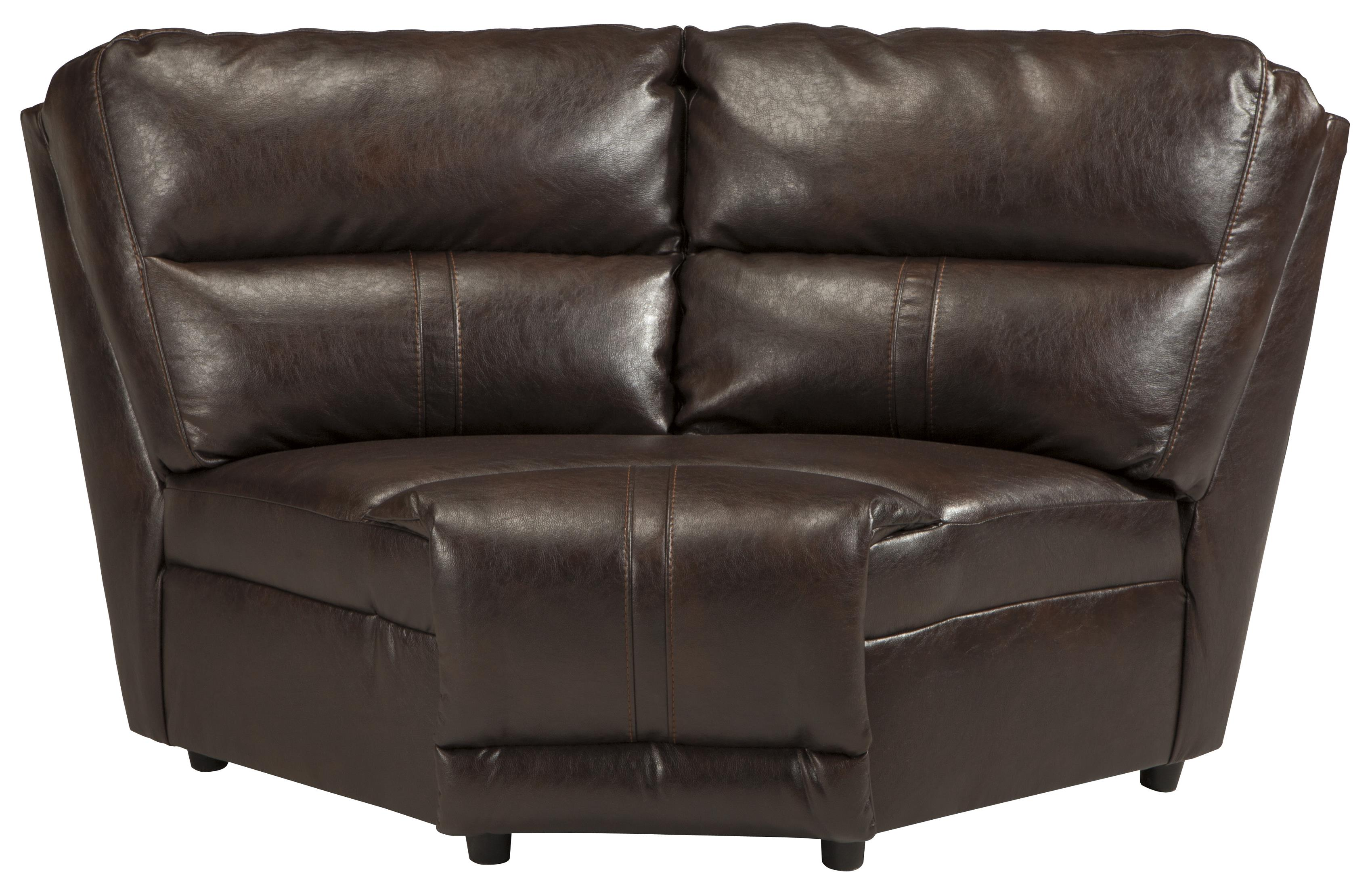 3-Piece Reclining Sectional  sc 1 st  Wolf Furniture & 3-Piece Reclining Sectional by Benchcraft | Wolf and Gardiner Wolf ... islam-shia.org