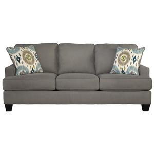 Benchcraft Brileigh - Cobblestone Sofa