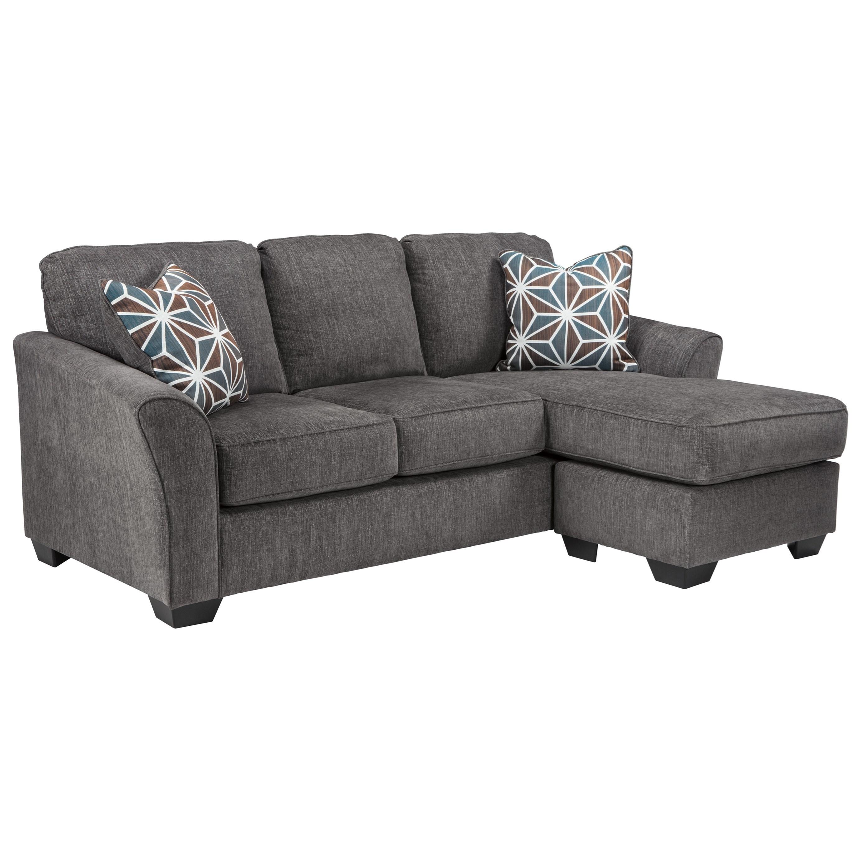 Casual Contemporary Sofa Chaise