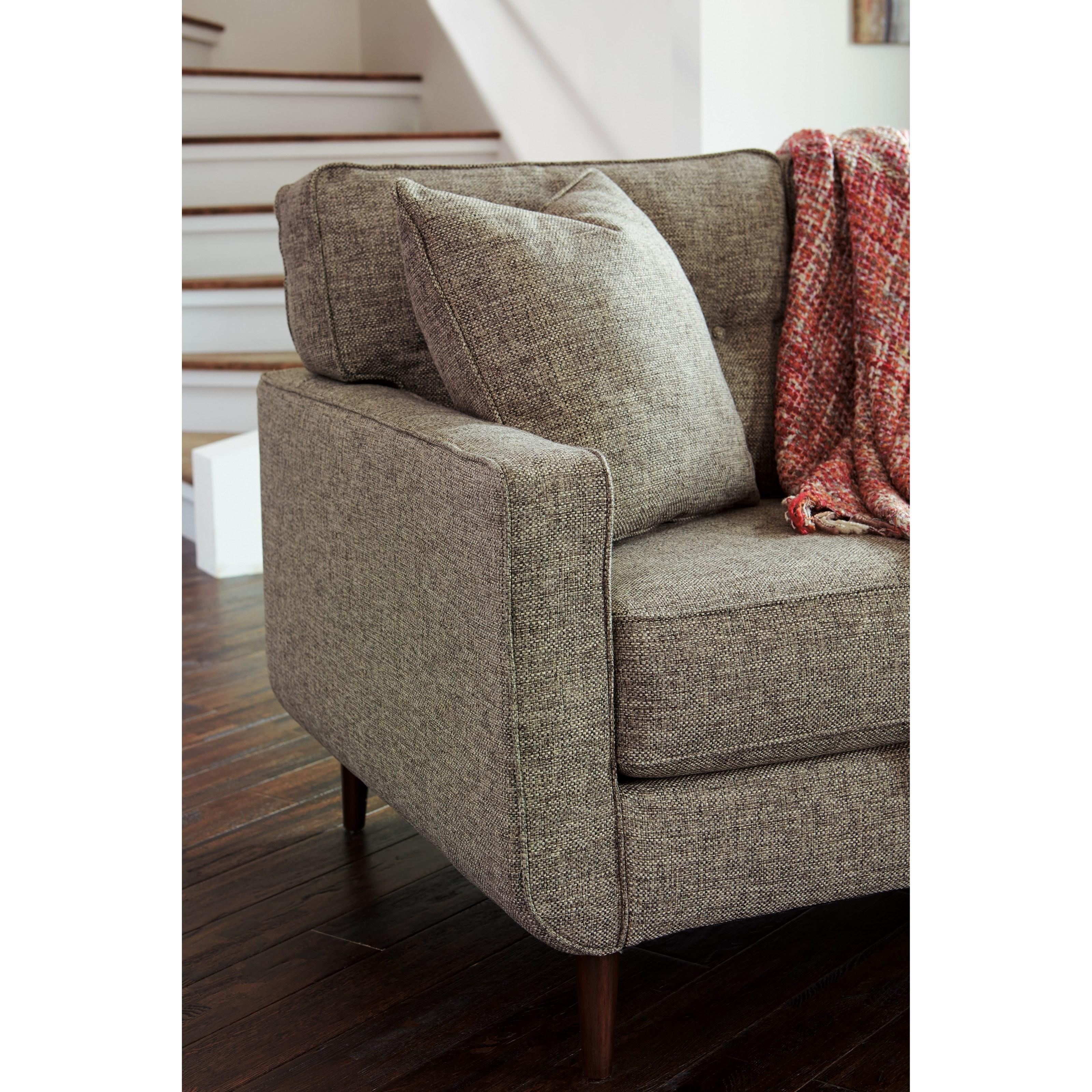 Modern Furniture Harrisburg Pa mid-century modern sofabenchcraft | wolf and gardiner wolf