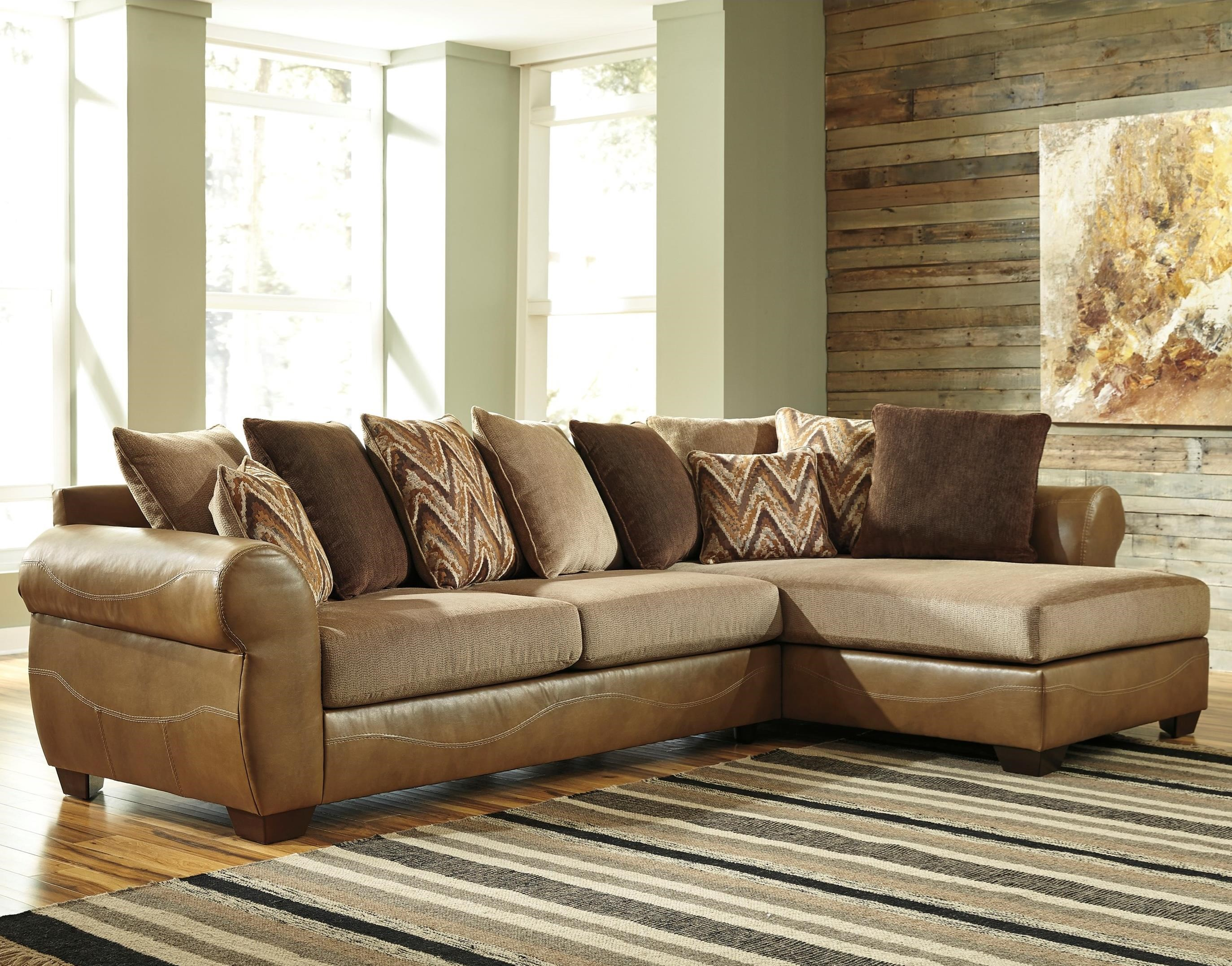 2 piece sectional with right chaise and loose back pillows for 2 piece sectional sofa with chaise