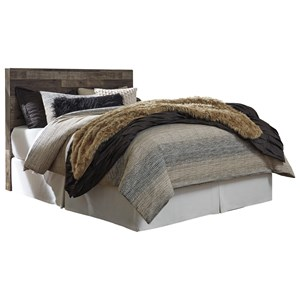 Rustic Modern Queen/Full Panel Headboard