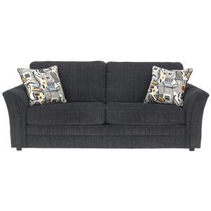 Benchcraft Devante - Slate Queen Sofa Sleeper