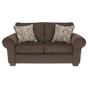Benchcraft Doralynn - Java Loveseat
