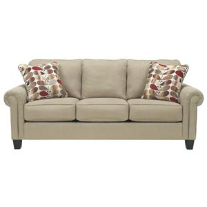 Benchcraft Ekron - Oatmeal Sofa