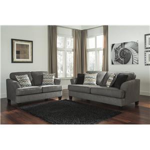 Ashley/Benchcraft Gayler Stationary Living Room Group