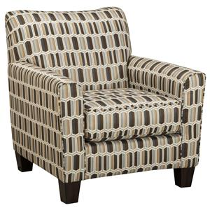 Benchcraft Janley Contemporary Sofa With Front Wood Rail Pilgrim Furniture City Sofa