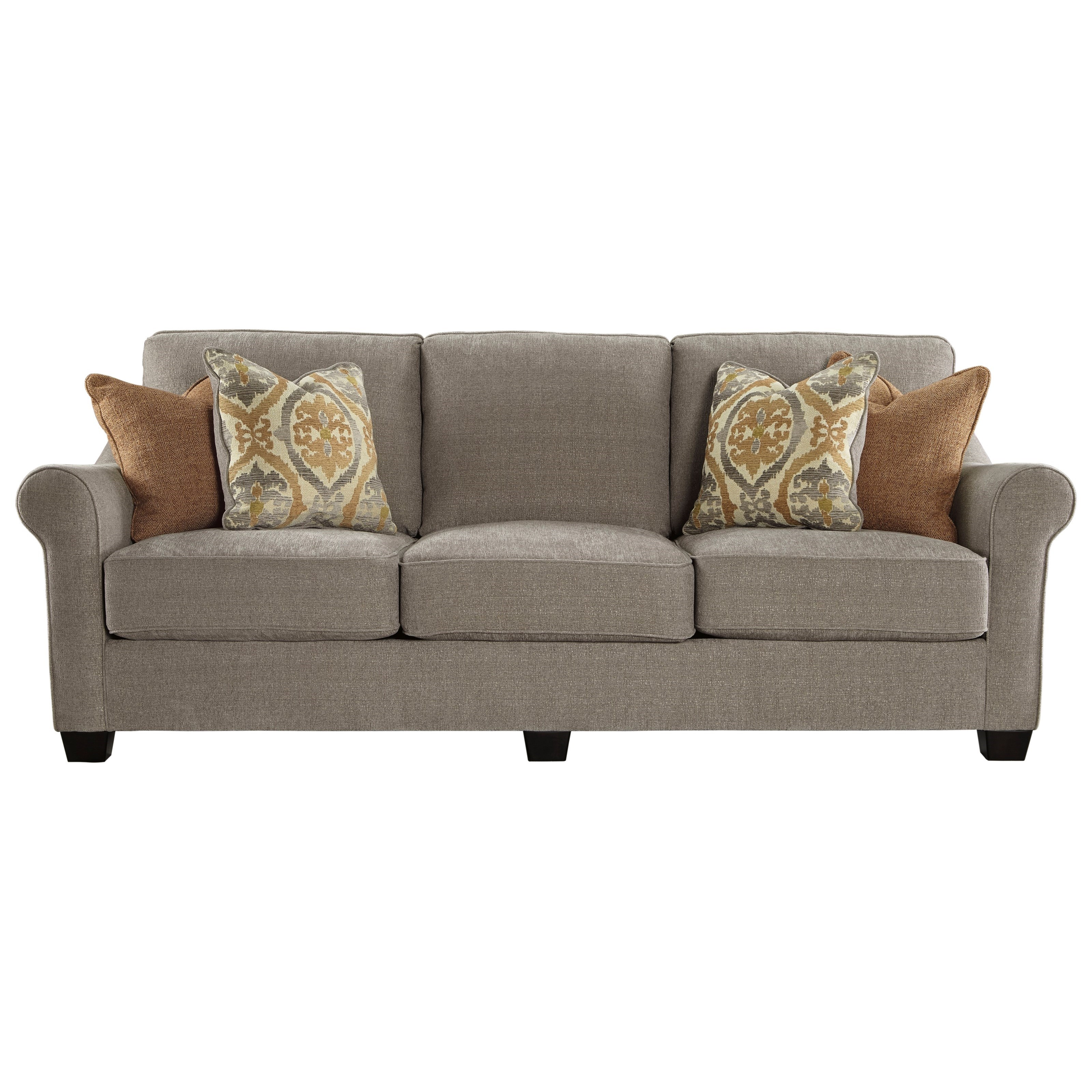 kendleton furniture cupboard benchcraft product ca sectional chaise furnishmyhome raf