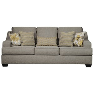 Queen Sofa Sleeper with Contemporary Style