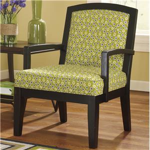 Benchcraft Nolana Accents - Citron Accent Chair