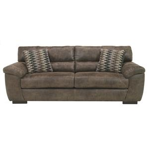Benchcraft Pikara - Gunsmoke Sofa