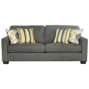 Ashley/Benchcraft Safia - Slate Sofa