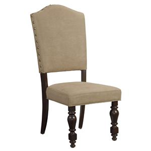 Benchcraft Shardinelle Dining Upholstered Side Chair