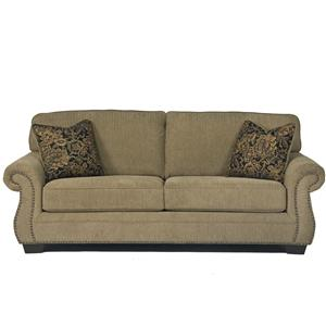 Benchcraft Wynndale Traditional Queen Sofa Sleeper