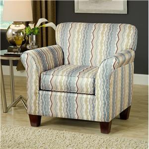 Belfort Essentials Addison 8400 Accent Chair