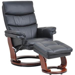 Benchmaster 7584 Recliner and Ottoman