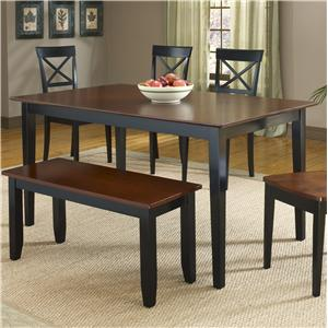 Bernards Jaguar Dinette Table