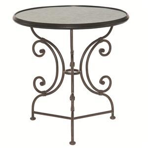 Bernhardt Auberge Round Chairside Table