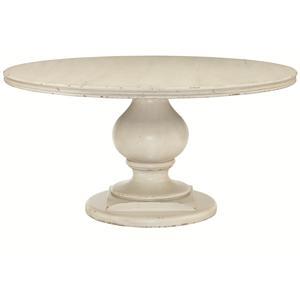 Bernhardt Auberge Round Pedestal Dining Table