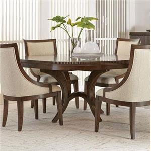 Bernhardt Beverly Glen Round Dining Table