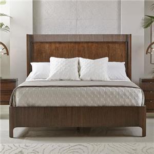 Bernhardt Beverly Glen Queen Panel Bed