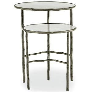 Bernhardt Carlisle Metal Nesting Tables