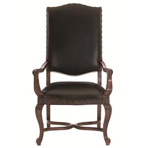 Bernhardt Eaton Square Arm Chair