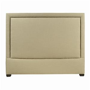 Bernhardt Interiors - Beds Queen Morgan Panel Headboard