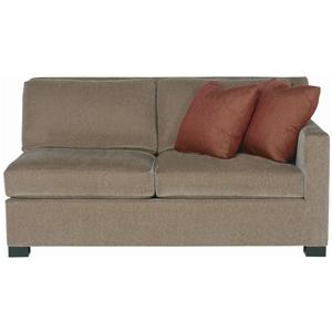 Bernhardt Interiors - Kelsey Right Arm Loveseat