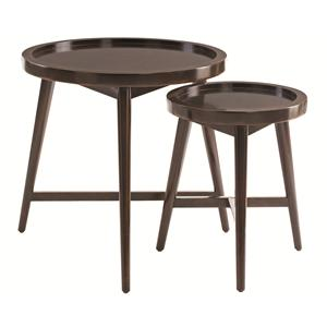 Bernhardt Interiors - Accents Putnam Round Tables