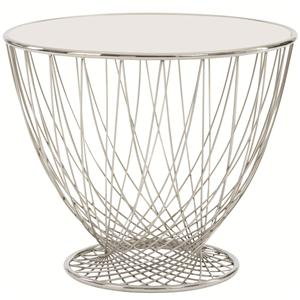 Bernhardt Interiors - Accents Orly End Table