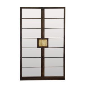 Bernhardt Jet Set Curio Cabinet