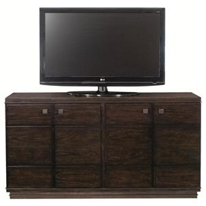 Bernhardt Mercer  Entertainment Bar Console