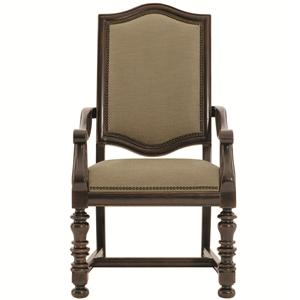 Bernhardt Pacific Canyon <b>Customizable</b> Arm Chair