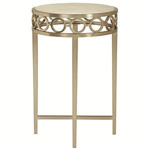 Bernhardt Salon Round Side Table