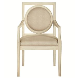 Bernhardt Salon <b>Customizable</b> Arm Chair