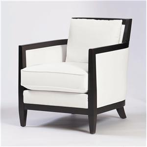 Bernhardt Upholstered Accents Ian Chair
